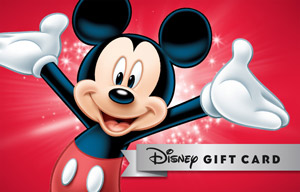 $25 Disney Store Gift Card - Emailed