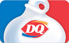 $10 Dairy Queen Gift Card USD - emailed