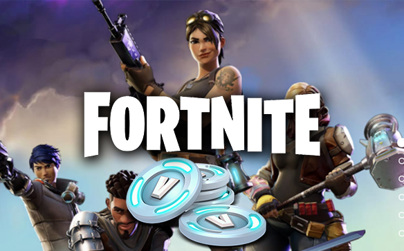 Free Fortnite V-Bucks