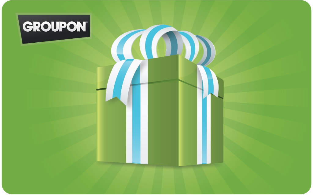 $15 Groupon Gift Card - Emailed