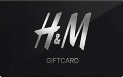 $15 H&M Gift Card - Shipped