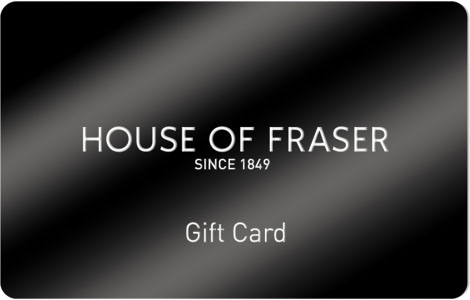 £10 House of Fraser Gift Card