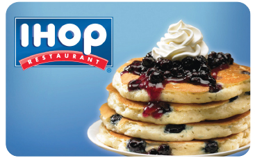 $5 IHOP Digital Gift Card