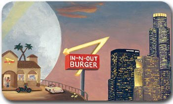 $10 In-N-Out Burger Gift Card - Shipped