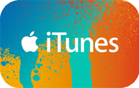 $5 iTunes Gift Card