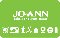 $10 Jo-Ann Gift Card - Shipped