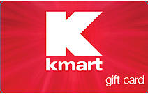 $10 Kmart Gift Card - Emailed