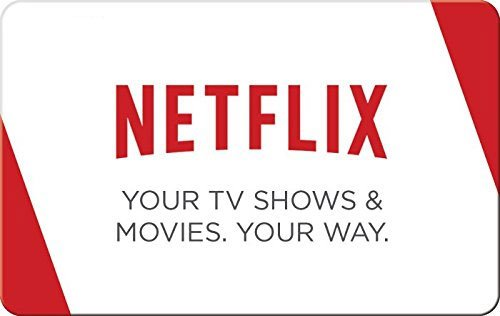 $25 Netflix Gift Card - Emailed