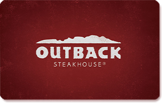 $10 Outback Steakhouse Gift Card - Emailed