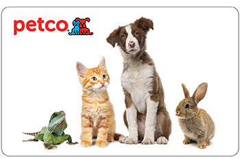 $25 Petco Gift Card