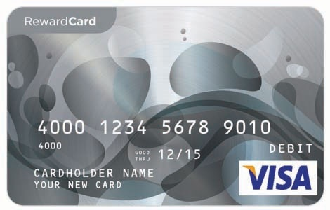 $25 USD Visa® Prepaid Card