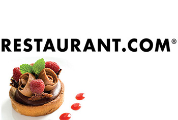 $10 Restaurant.com Gift Card - Emailed