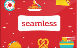 $10 Seamless Gift Card - Emailed