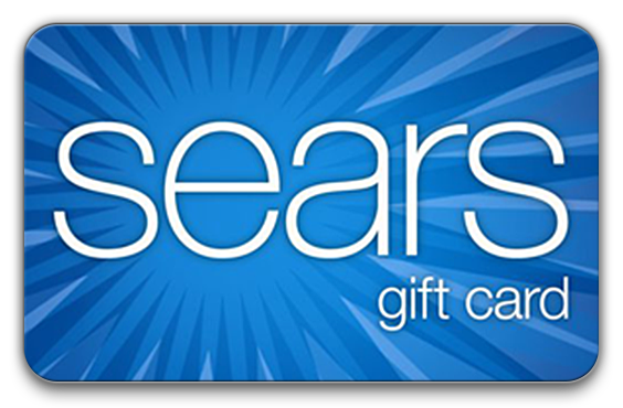 $10 Sears Brands Gift Card