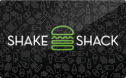 $25 Shake Shack Gift Card - Emailed