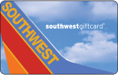 $100 Southwest Gift Card - Emailed