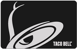 $25 Taco Bell Gift Card - Shipped