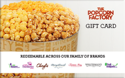 $15 The Popcorn Factory gift card - emailed