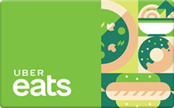 $10 UberEats Gift Card - Emailed