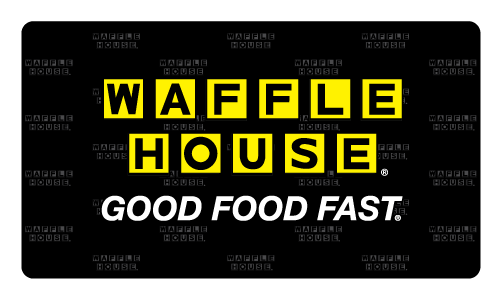 $25 Waffle House Gift Card - Shipped